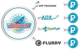 Компания WapStart реализовала поддержку сторонних счетчиков конверсии для  приложений