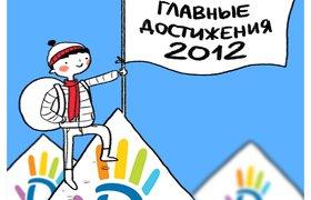 12 главных достижений Дневник.ру за 2012 год