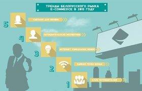 Тренды белорусского рынка E-commerce в 2015 году