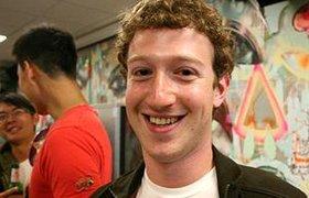 Марк Цукерберг назван лучшим руководителем года