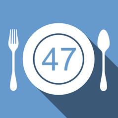 47 ресторанов