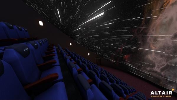 Фото 3 Фото: В России создали «планетарий» в виртуальной реальности