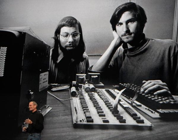 Фото 1 Галерея: как выглядела Apple до своего мирового господства