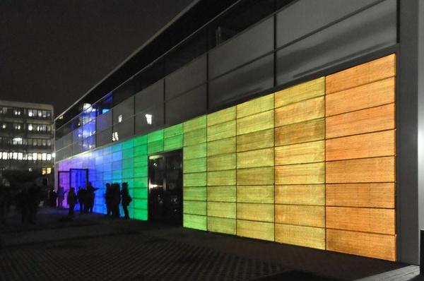 Фото 6 Как выглядит прозрачный бетон, разработанный российским стартапом