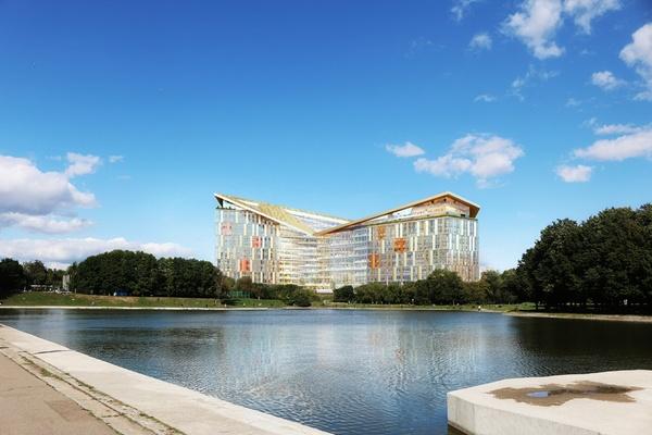 Фото 1 Фото: Новая штаб-квартира «Яндекса»
