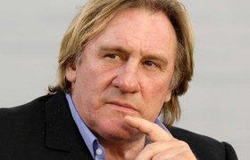 Жерар Депардье стал российским предпринимателем