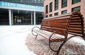 Технопарк за 1,3 млрд рублей в Екатеринбурге уже год стоит пустой