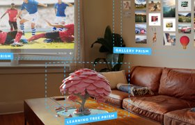 Компания Magic Leap показала новые детали интерфейса ОС для AR-очков