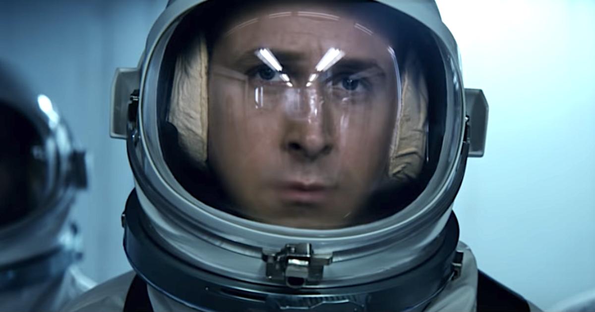Что смотреть: «Человек на Луне» и еще 3 фильма о космосе