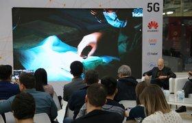 Фото: в России впервые провели хирургические операции с использованием 5G