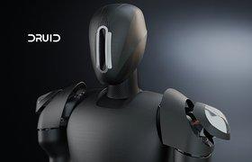 В России разрабатывается человекоподобный робот-промоутер