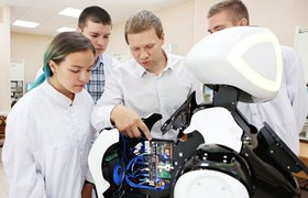 В пермском политехе создали лабораторию для удалённого изучения робототехники