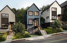 Эти модульные дома похожи на Lego и могут расти вместе с семьей