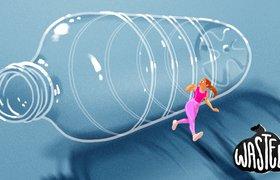 «Как я пыталась прожить 10 дней, полностью отказавшись от одноразового пластика»