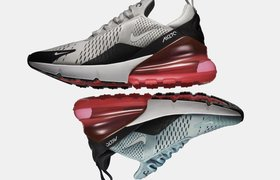 Nike обвинили в оскорблении чувств мусульман из-за логотипа на подошве кроссовок