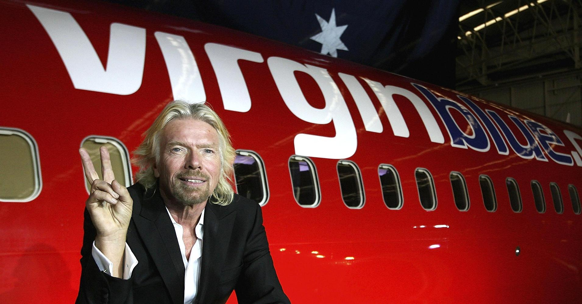 case study sir richard branson global