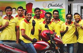Бангладешский стартап по доставке продуктов Chaldal привлек $10 млн в серии С