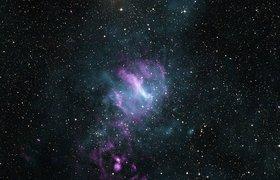 Фотографии космоса от NASA в честь года световых технологий