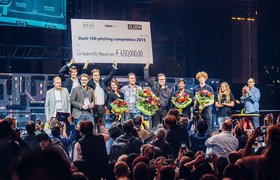 Российско-американский стартап занял 2 место в битве Slush