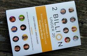 Выходец из России попал в книгу о самых успешных стартаперах младше 20
