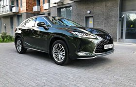 Lexus RX 450h: Есть ли смысл брать гибрид?