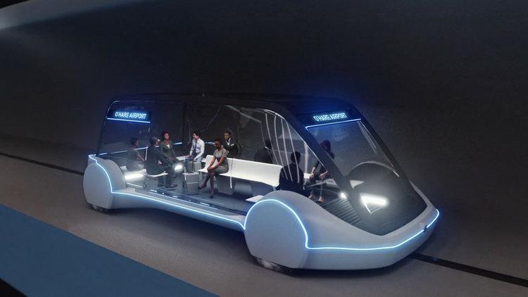 Власти Чикаго одобрили строительство высокоскоростной магистрали Loop до аэропорта О'Хара