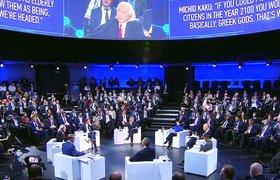 «Пока к власти не пришел искусственный интеллект, у нас есть шанс» – Дмитрий Медведев, Герман Греф, Джек Ма и другие эксперты — о цифровой экономике