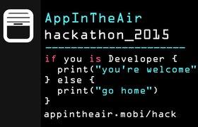 App in the Air устроит в Москве хакатон для разработчиков приложений
