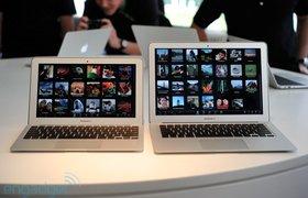 Apple выпустит 12-дюймовый Macbook Air