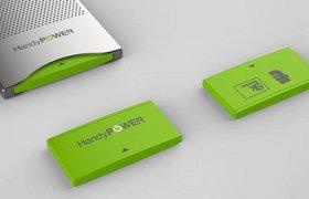 Первая партия «пластинок для зарядки смартфона» будет выпущена в 2015