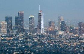 В Лос-Анджелесе строят небоскреб, который выдержит любое землетрясение