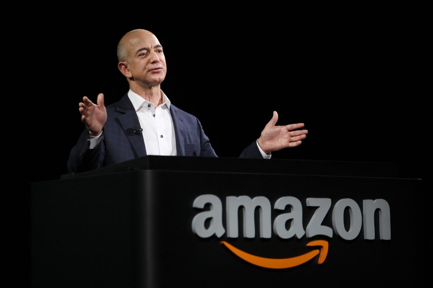 Основатель Amazon Джефф Безос запустил сбор новых идей для благотворительности