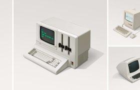 Как выглядели первые персональные компьютеры