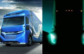 Владелец Mercedes-Benz представил собственный электрогрузовик перед презентацией Tesla