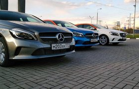Московские сервисы каршеринга начали закупать автомобили бизнес-класса для состоятельных клиентов