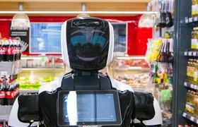 Walmart купил у российской Promobot робота для одного из своих супермаркетов
