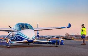 Boeing провел первый успешный полет своего беспилотного аэротакси