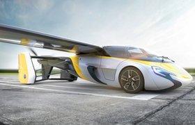 Стартап AeroMobil открывает предзаказ на свой летающий автомобиль