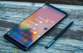Samsung Galaxy Note 9 обошел новинки iPhone в новом рейтинге Роскачества и ICRT