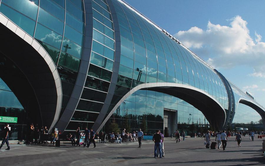В «Домодедово» рассказали о системе распознавания лиц на входах в аэропорт
