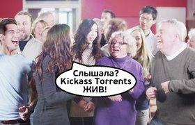 Крупнейший в мире торрент-трекер Kickass Torrents восстановил работу