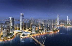 Город мечты Forest Сity в Малайзии: проект и реальность