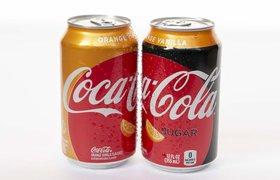Coca-Cola объявила о появлении нового вкуса впервые за 12 лет