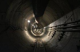 Видео: The Boring Company проложила первый тоннель под Лос-Анджелесом