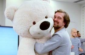 Обнимишка и облако комплиментов: День всех влюбленных в российских компаниях