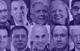 Названы самые высокооплачиваемые топ-менеджеры мира по версии Bloomberg