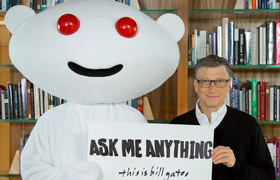 Билл Гейтс о мировых угрозах, сериалах и прыжках через кресло: итоги беседы с пользователями Reddit