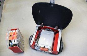 Студенты ДГТУ создали автономного логистического робота для перевозки грузов