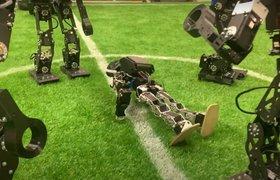 Курс по робототехнике от чемпионов мира по робофутболу выложили в открытый доступ