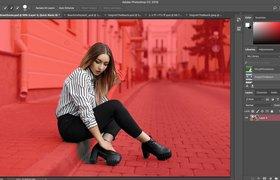 Разработчики Photoshop показали быстрое выделение объектов в программе с помощью ИИ